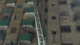 حي أول طنطا: ماس كهربائي بغرفة الأسانسير سبب حريق الفندق (فيديو وصور)