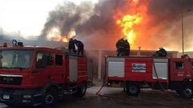 """حريق محدود بـ""""تربية بنها"""".. والجامعة تكشف عن التفاصيل"""