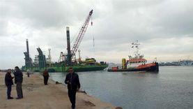 مراكب الصيد تغادر ميناء البرلس بعد تزويدها بالوقود والمواد التموينية