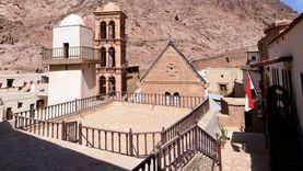 سانت كاترين.. المدينة السياحية المقدسة وملتقى الأديان السماوية