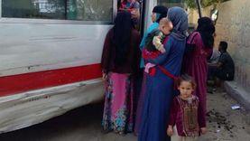 أخبار المنيا اليوم: رصف طرق وتنظيم أسرة ومساعدات فصل الشتاء