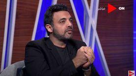 عمرو محمود ياسين عن تجاهل القاهرة السينمائي لوالده: لا يعرفون قيمته