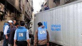 «أونروا» تدعو الاحتلال الإسرائيلي بشكل عاجل لتمكين سبل الوصول إلى غزة