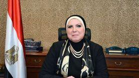 وزيرة التجارة: 862 مليون دولار حجم التجارة بين مصر والسودان خلال 2020