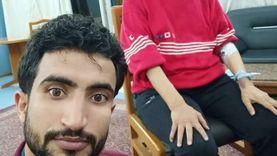 يوميات علي حميدة في المستشفى: وجه عتابا لـ حميد الشاعري وتامر حسني
