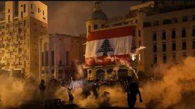 الصليب الأحمر اللبناني: ارتفاع جرحى مواجهات طرابلس إلى 102 مصاب