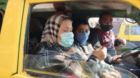 الأمن يضبط 15853 شخصا بسبب الكمامة: 182 منهم لم يدفعوا الغرامة