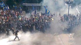 أوكرانيا تدعو مواطنيها لعدم السفر إلى بيلاروسيا