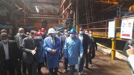 وزير التموين يفتتح وحدة العصارة اليابانية بـمصنع سكر إدفو