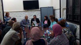"""""""الإعلاميين"""" تعقد اجتماعا استعدادا لمتابعة تغطية انتخابات الشيوخ"""