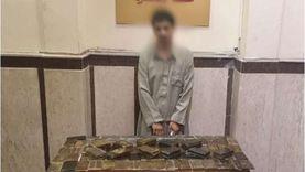 """تجديد حبس """"الجاحد"""" بتهمة الاتجار في 300 طربة حشيش بمليوني جنيه"""