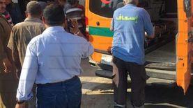 مصرع 4 أشخاص وإصابة 30 فى حوادث متفرقة بالمحافظات