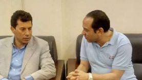"""وزير الشباب لـ""""الوطن"""": إتاحة الدراجات المدعمة بالجهات الحكومية قريبا"""