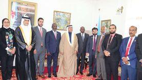 رئيس البرلمان العربي يدعو الدول العربية لتعزيز الشراكة مع جيبوتي