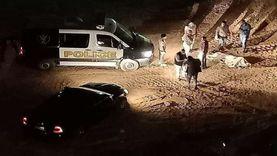 القصة الكاملة لمقتل سائق بالمنيا: الزبون ذبحه لسرقة السيارة فكانت المفاجأة