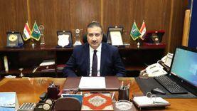 محافظ المنوفية ومدير الأمن يصلان جنازة شهيد سجن طرة بسرس الليان