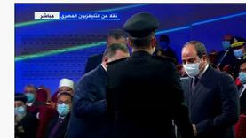 حكاية 3 أمناء كرمهم الرئيس في عيد الشرطة: استشهدوا في مكان واحد