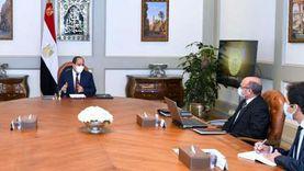 عاجل.. الرئيس يوجه دراسة إنشاء مدينة للعدالة في العاصمة الإدارية