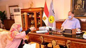 محافظ أسيوط يعتمد محضر جلسة المخطط الاستراتيجي العام لمدينة أبنوب