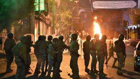 الداخلية اللبنانية: الأمن لم يطلق الرصاص على المتظاهرين