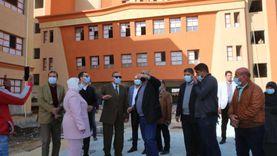 صور.. محافظ كفر الشيخ يفتتح المدرسة الدولية الحكومية للغات