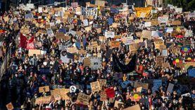 اعتقال 16 شخصا خلال احتجاج مناهض لقيود إغلاق كورونا في أستراليا