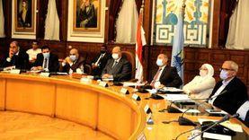 محافظ القاهرة يعقد اجتماعا لبحث استعدادات المحافظة لانتخابات مجلس النواب