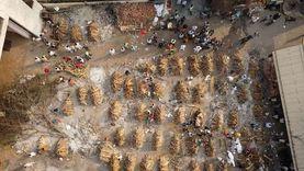 الهند تسجل أكثر من 329 ألف إصابة جديدة و3876 وفاة بكورونا