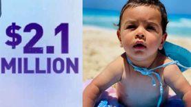 سمر فرج فودة تتبرع للطفل رشيد وتصف صُنَّاع علاجه بـ«شر على الأرض»