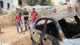 عاجل.. مستوطنون يهاجمون مركبات المواطنين الفلسطينيين جنوب نابلس