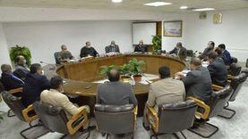 محافظ أسيوط يترأس اجتماعا لمناقشة إنشاء محطات الغاز الطبيعي