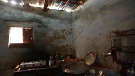 «حياة كريمة» تنقذ «نجلاء» وأطفالها من مياه الأمطار بالفيوم