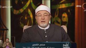 خالد الجندي: البعض يستخدم آيات القرآن خطئا في التراشق اللفظي