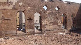 «الاختيار 2» يرصد حرق الإخوان للكنيسة الإنجيلية بالمنيا عقب فض رابعة