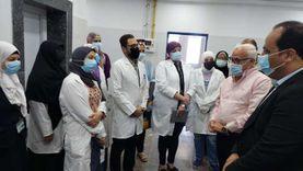 محافظ بورسعيد: التشغيل التجريبي لمستشفى الصدر يبدأ الأسبوع الجاري