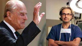 الجراح الأردني سامر ناشف يكشف لـ«الوطن» حقيقة علاجه الأمير فيليب بلندن
