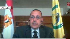 محافظ شمال سيناء: نركز جهودنا على المشروعات التنموية لخدمة المواطن