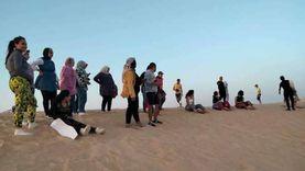 رئيس مدينة سيوة: زيادة معدلات السياحة الأجنبية بالواحة خلال 2020 (صور)