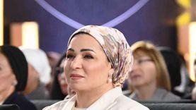 السيدة انتصار السيسي: زوجات أبنائي بيكملوا بعض في الطبخ.. وبنتجمع في رمضان كلنا