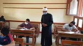 121 حالة غش بالامتحانات الأطول في تاريخ الثانوية الأزهرية وصفر كورونا