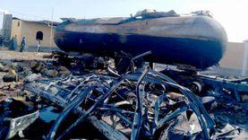 وفاة أحد مصابي انفجار سيارة البيوجاز بقنا