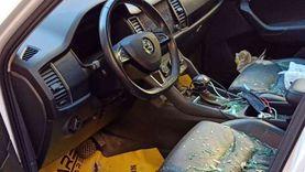 ضبط سارق محتويات سيارة برلماني بكفر الشيخ: كاميرات المراقبة رصدته