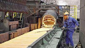 """""""الصناعات"""": """"المالية"""" تقرر عدم تحصيل رسم تنمية الصادر عن رسائل الحديد"""