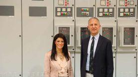 السفير الأمريكي: محطة الصرف الصحي بالأقصر ستفيد أكثر من 300 ألف شخص