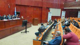 مدينة بدر تضع خطة زمنية للانتهاء من تنفيذ 8424 وحدة إسكان اجتماعي