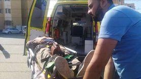 مصرع اثنين وإصابة 4 في حادثين بالمنيا