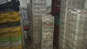 ضبط 1305 قضايا تموينية في 24 ساعة.. منها 24 طن «مخلل»