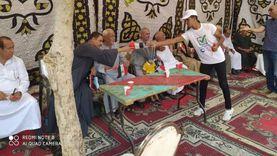 """""""مستقبل وطن"""" بالقليوبية يطلق حملة """"هنوزع علمك يا مصر"""""""