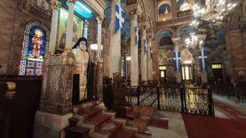 «مرتين كل عام وبصلاة خاصة».. بطريرك كنيسة الروم يترأس «سبت الأموات»
