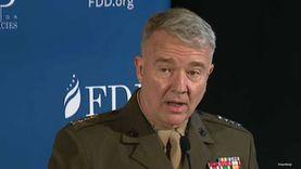 قائد القيادة المركزية الأمريكية: مستمرون في مشاورة حلفائنا